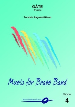 Gate  --  -- Brass Band - Set (Score & Parts)