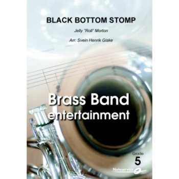Black Bottom Stomp  --  -- Brass Band - Set (Score & Parts)