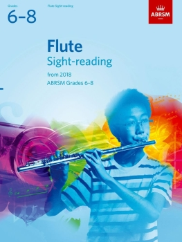 Flute Sight-Reading Tests Grades 6-8 - Book Only