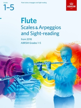 Flute Scales and Arpeggios - Book Only