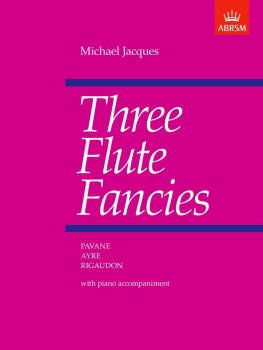 Three Flute Fancies - Book Only