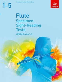 Specimen Sight-Reading Tests for Flute - Book Only