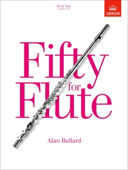 Fifty For Flute Book 1 - Book Only