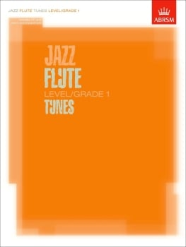 Jazz Flute Tunes Level/Grade 1/ Score + Part + CD - Book with CD