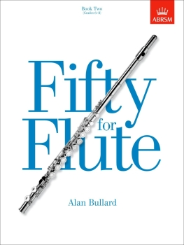 Fifty For Flute Book 2 - Book Only