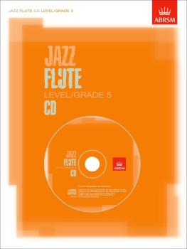 Jazz Flute CD Level/Grade 5 - CD Only