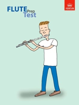 Flute Prep Test - Book Only