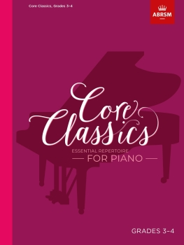 Core Classics - Grades 3-4 - Book Only