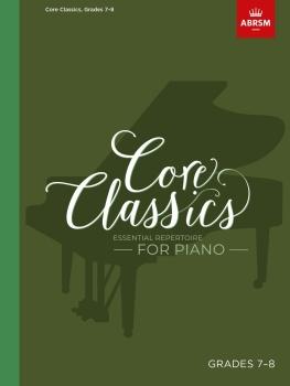 Core Classics - Grades 7-8 - Book Only