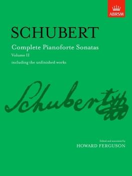 Complete Piano Sonatas - Volume II - Book Only