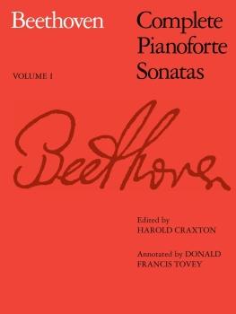 Complete Pianoforte Sonatas - Volume I - Book Only