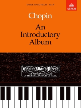 Chopin: An Introductory Album - Book Only