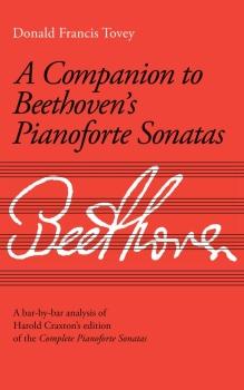 Companion to Beethoven's Pianoforte Sonatas - Book Only