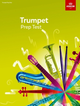 ABRSM Trumpet Prep Test 2017+ - Book Only
