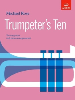 Trumpeter's Ten - Book Only