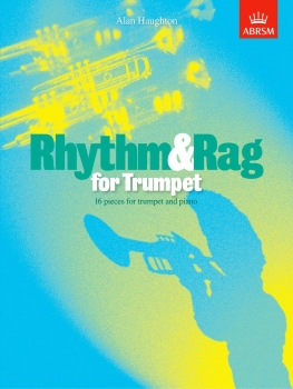 Rhythm & Rag for Trumpet - Book Only