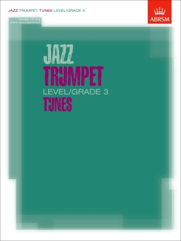 Jazz Trumpet Level/Grade 3 Tunes - Book with CD
