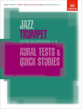 Jazz Trumpet Aural Tests and Quick Studies - Book Only