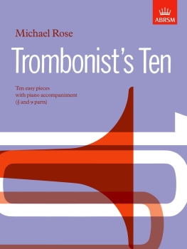 Trombonist's Ten - Book Only
