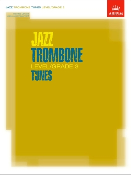 Jazz Trombone Level/Grade 3 Tunes - Book with CD