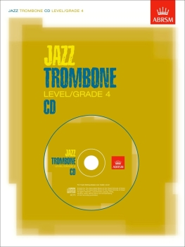 Jazz Trombone CD Level/Grade 4 - CD Only
