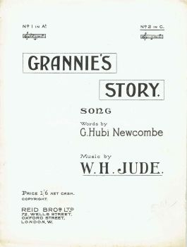 Grannie's Story - Preloved Sheet Music