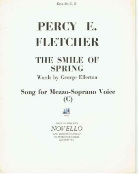 The Smile Of Spring - Preloved Sheet Music