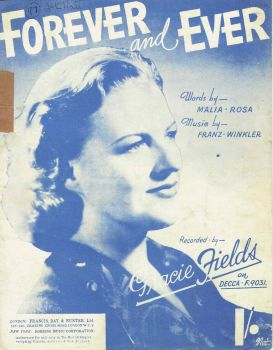 Forever and Ever - Preloved Sheet Music