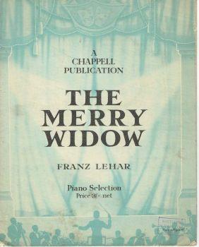 The Merry Widow - Preloved Sheet Music