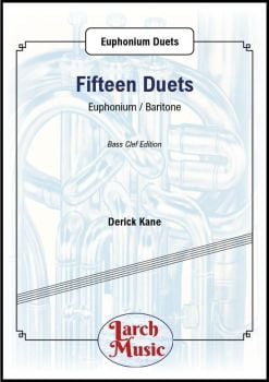 Fifteen Duets for Two Euphoniums (Baritones) - Bass Clef