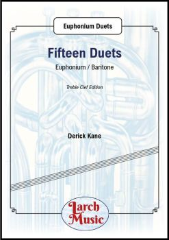 Fifteen Duets for Two Euphoniums (Baritones) - Treble Clef