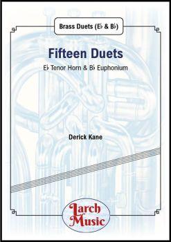Fifteen Duets for Brass - Tenor Horn & Euphonium (Eb & Bb)
