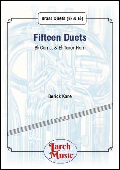 Fifteen Duets for Brass - Cornet & Tenor Horn (Bb & Eb)