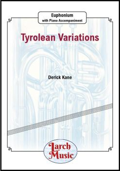 Tyrolean Variations - Euphonium & Piano