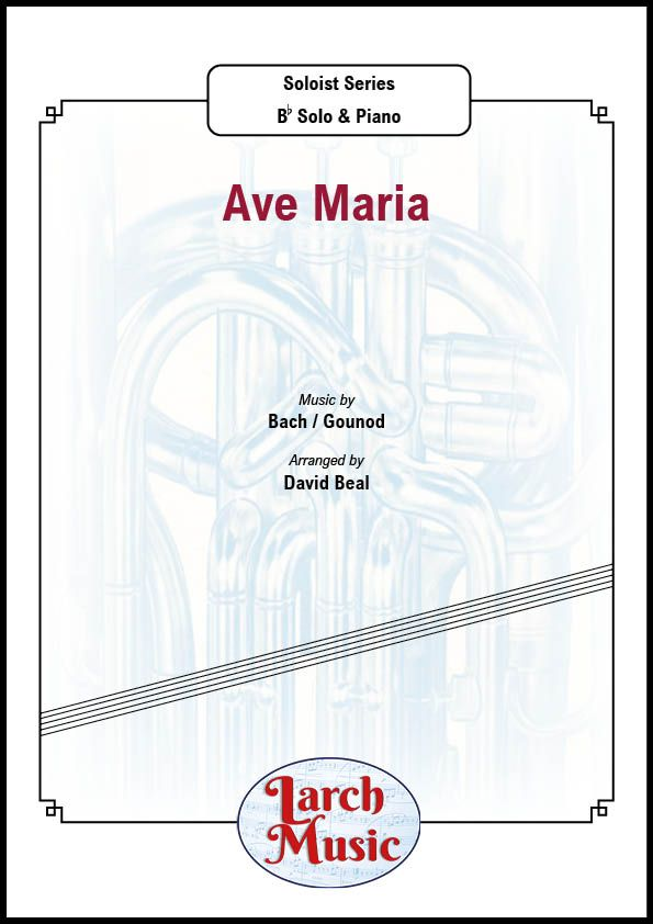 Ave Maria (Bach) - Bb & Piano