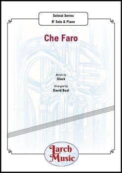 Che Faro - Bb Solo & Piano