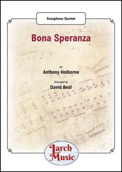 Bona Speranza - Saxophone Quintet