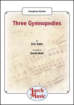 Three Gymnopedies - Saxophone Quintet