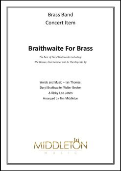 Braithwaite For Brass - Brass Band
