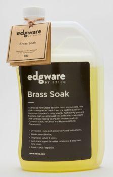 Edgeware Brass Soak
