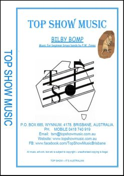 Bilby Bomp - Beginner Brass Band
