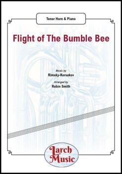 Flight Of The Bumble Bee - Eb & Piano