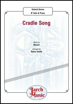 Cradle Song - Bb Solo & Piano