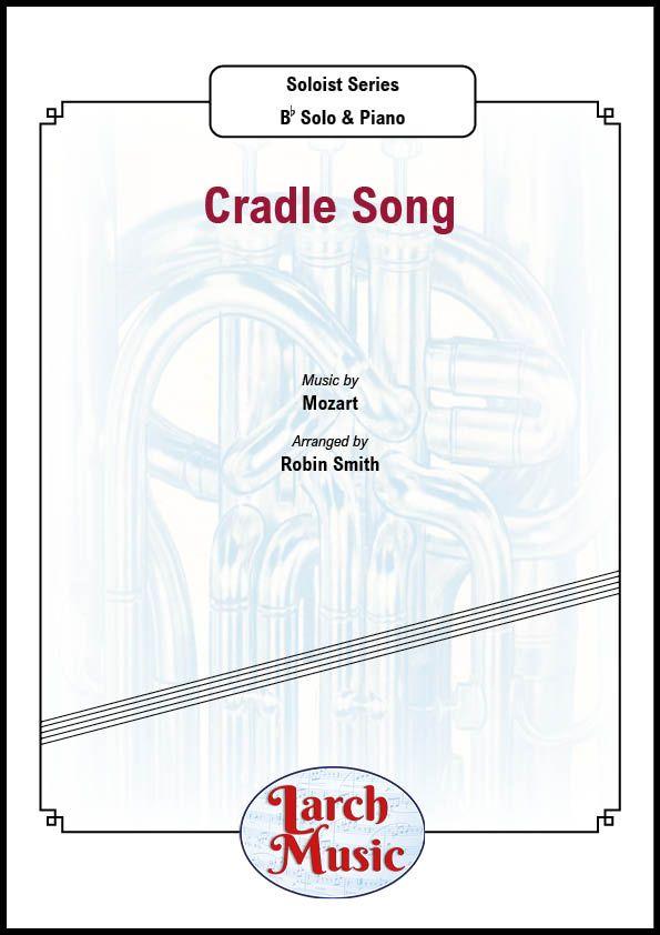 Cradle Song - Bb Solo & Piano