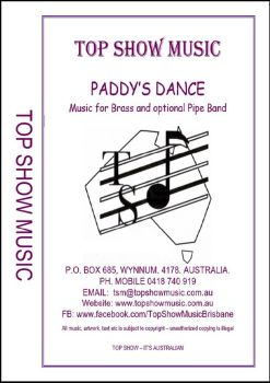 Paddy's Dance - Brass Band