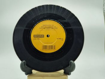 """Napoleon XIV ~ They're Coming To Take Me Away - 7"""" Single Record with Clock Movement (5)"""