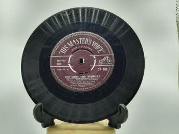 "Anni Frind ~ Nuns Chorus - 7"" Single Record with Clock Movement (7)"