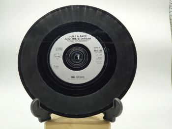 """Hale & Pace ~ The Stonk - 7"""" Single Record with Clock Movement (9)"""