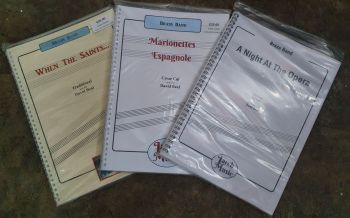 Brass Band Music Collection - Special Offer 2