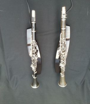 Clarinet Wall Light